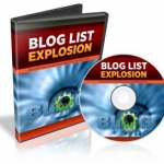 Blog List Explosion PLR - Video Series