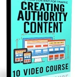 Creating Authority Content MRR