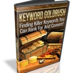 Keyword Goldrush MRR - eBook & Videos