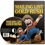 Mail List Gold Rush PLR