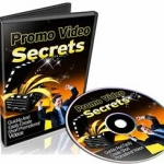 Promo Video Secrets PLR - Video Course