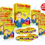 Sales Man Sales Letters MRR - eBook and Video Series
