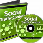 Social Traffic Control PLR - Video Course