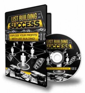 List Building Success (Video Course) MRR