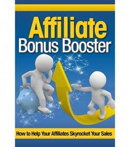 Affiliate Bonus Booster PLR