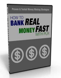 Bank Real Money Fast PLR