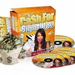 Cash for Signups PLR – Video Series