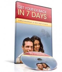Get Your Ex Back in 7 Days Resale Rights
