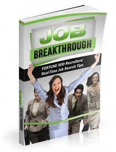 Job Breakthrough MRR Video Course