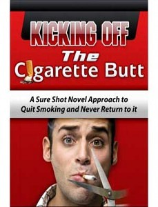 Kicking Off the Cigarette Butt MRR eBook and Video Series