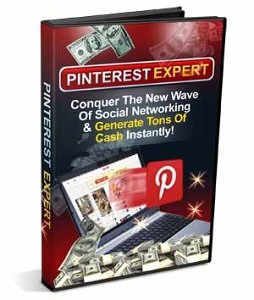 Pinterest Expert MRR eBook and Video Series