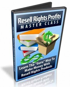 Resell Rights Profits MRR