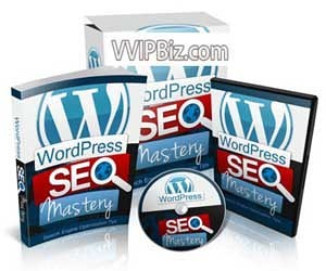 WordPress SEO Mastery MRR eBook and Videos