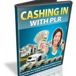 Cashing in With PLR – Video Series
