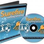 Surefire Surfing Security PLR - Video Course
