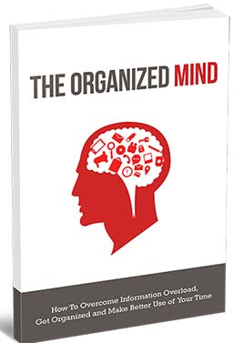 The Organized Mind MRR