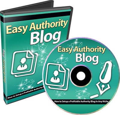 Easy Authority Blog PLR