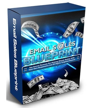 Email Sales Blueprint PLR