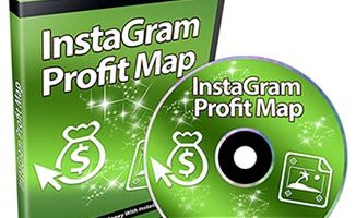 Instagram Profit Map PLR
