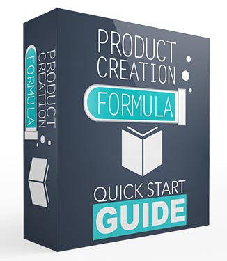 Product Creation Formula MRR