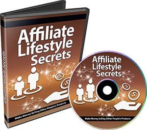 Affiliate Lifestyle Secrets PLR