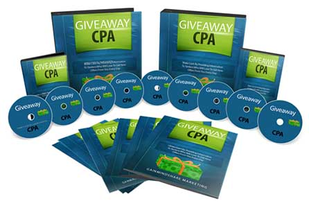 Giveaway CPA PLR