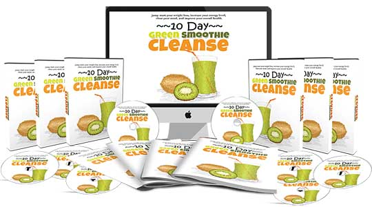 Green Smoothie Cleanse MRR
