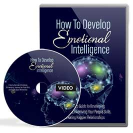 How To Develop Emotional Intelligence MRR