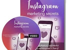 Instagram Marketing Secrets MRR