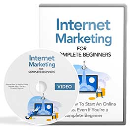Internet Marketing For Complete Beginners MRR