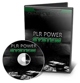 PLR Power System PLR
