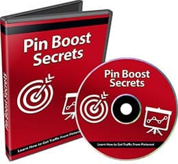 Pin Boost Secrets PLR