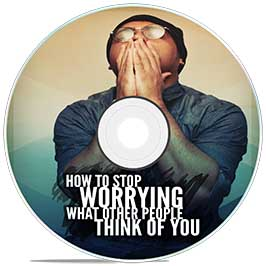 Stop Worrying What People Think Of You MRR