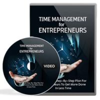 Time Management For Entrepreneurs MRR