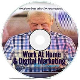 Work At Home & Digital Marketing For Seniors MRR