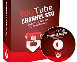 YouTube Channel SEO PLR
